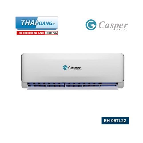 Điều Hòa Casper Hai Chiều 9000 BTU EH-09TL22 / R410