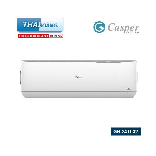 Điều Hòa Casper Inverter Hai Chiều 24000 BTU GH-24TL32 / R32