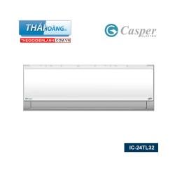 Điều Hòa Casper Inverter Một Chiều 24000 BTU IC-24TL32 / R32