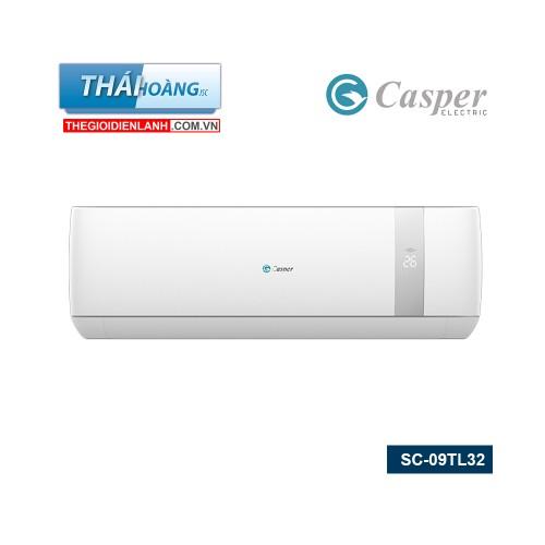 Điều Hòa Casper Một Chiều 9000 BTU SC-09TL32 / R32