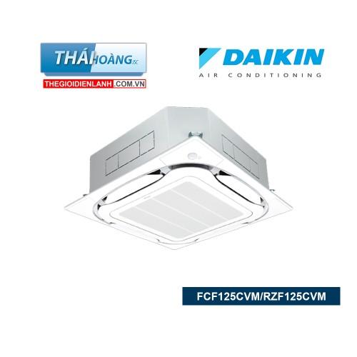 Điều Hòa Âm Trần Daikin Inverter Một Chiều 42000 BTU FCF125CVM / RZF125CVM + BRC1E63 / R32