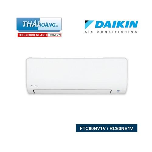 Điều Hòa Daikin Một Chiều 21000 BTU FTC60NV1V / RC60NV1V / R32