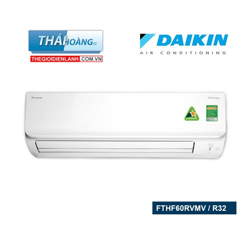 Điều Hòa Daikin Inverter Hai Chiều 21000 BTU FTHF60RVMV / R32