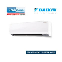 Điều Hòa Daikin  Inverter Một Chiều 18000 BTU FTKA50UAVMV / RKA50UAVMV / R32