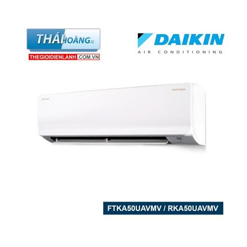 Điều Hòa Daikin  Inverter Một Chiều 18000 BTU FTKA50UAVMV / RKA50UVMV / R32
