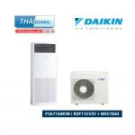 Điều Hòa Tủ Đứng Daikin Inverter Một Chiều 24000 BTU FVA71AMVM / RZF71CV2V + BRC1E63 / R32