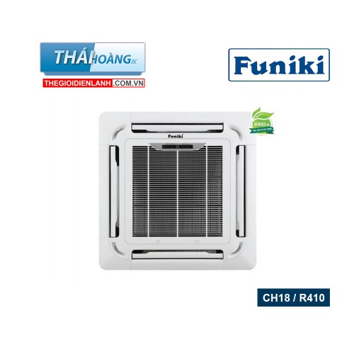Điều Hòa Âm Trần Funiki Hai Chiều 18000 BTU CH18 / R410A