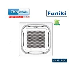 Điều Hòa Âm Trần Funiki Một Chiều 27000 BTU CC27 / R410A