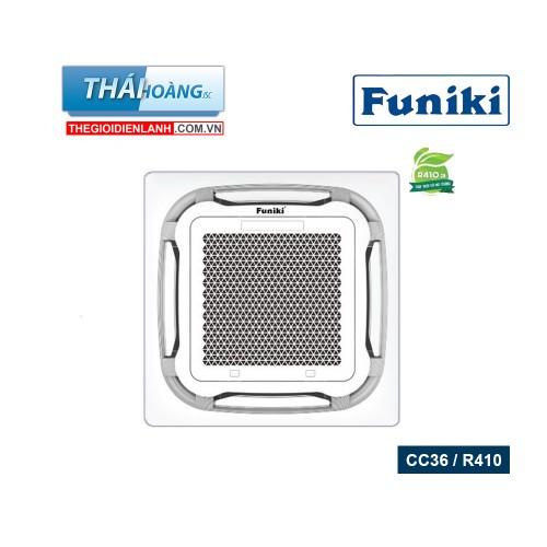 Điều Hòa Âm Trần Funiki Một Chiều 36000 BTU CC36 / R410A