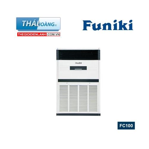 Điều Hòa Tủ Đứng Funiki Một Chiều 100000 BTU FC100 / R410