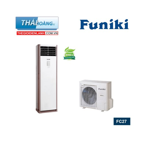 Điều Hòa Tủ Đứng Funiki Một Chiều 27000 BTU FC27 / R410A