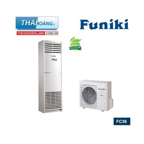 Điều Hòa Tủ Đứng Funiki Một Chiều 36000 BTU FC36 / R410
