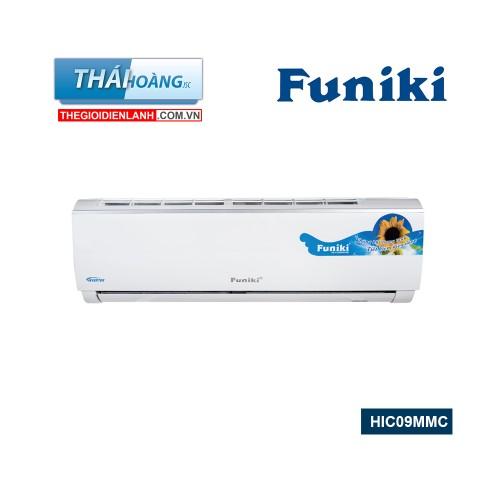 Điều Hòa Funiki Inverter Một Chiều 9000 BTU HIC09MMC / R32