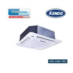 Điều Hòa Âm Trần Kendo Một Chiều 28000 BTU KDC-C028 / R22