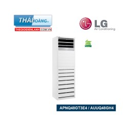 Điều Hòa Tủ Đứng LG Inverter Một Chiều  48000 BTU APNQ48GT3E4 / AUUQ48GH4 / R410