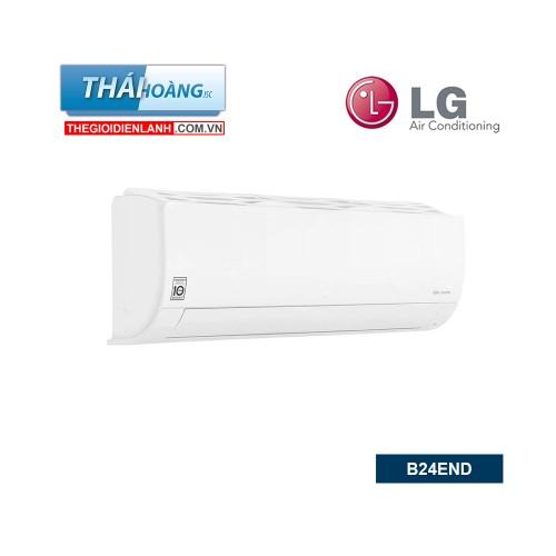 Điều Hòa LG  Inverter Hai Chiều 24000 BTU B24END /  R410