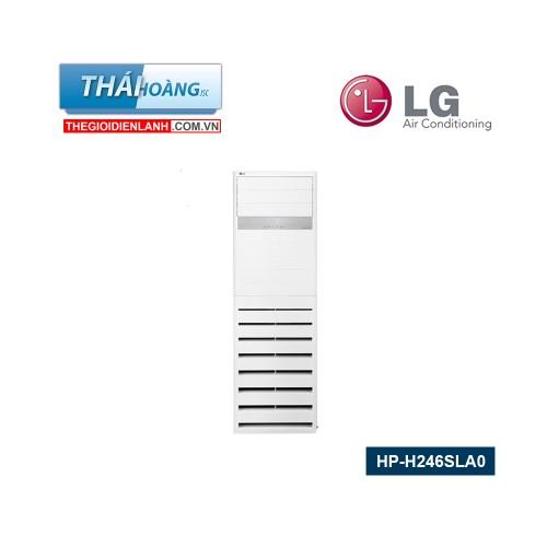 Điều Hòa Tủ Đứng LG  Hai Chiều 24000 BTU HP-H246SLA0 / R22
