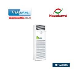 Điều Hòa Tủ Đứng Nagakawa Hai Chiều 28000 BTU NP - A28DHS / R22
