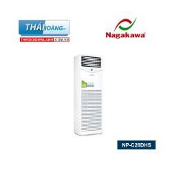 Điều Hòa Tủ Đứng Nagakawa Một Chiều 28000 BTU NP - C28DHS / R410