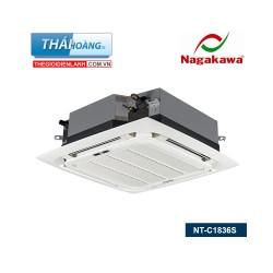 Điều Hòa Âm Trần Nagakawa Một Chiều 18000 BTU NT-C1836S / R410
