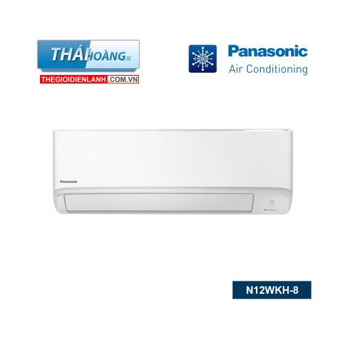 Điều Hòa Panasonic Một Chiều 12000 BTU N12WKH-8 / R32