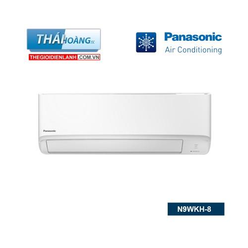 Điều Hòa Panasonic Một Chiều 9000 BTU N9WKH-8 / R32