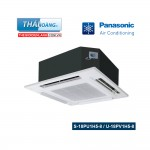 Điều Hòa Âm Trần Panasonic Inverter Một Chiều 18000 BTU S-18PU2H5-8 / U-18PS2H5-8 /  R410A
