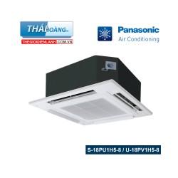 Điều Hòa Âm Trần Panasonic Inverter Một Chiều 18000 BTU S-18PU2H5-8 / U-18PS2H5-8 /  R410