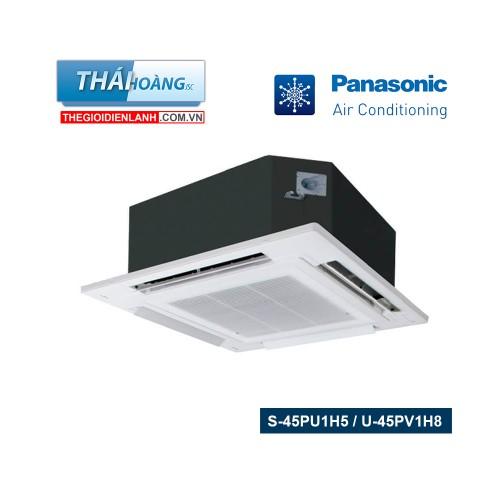 Điều Hòa Âm Trần Panasonic Một Chiều 45000 BTU S-45PU1H5 / U-45PV1H8  / R410A