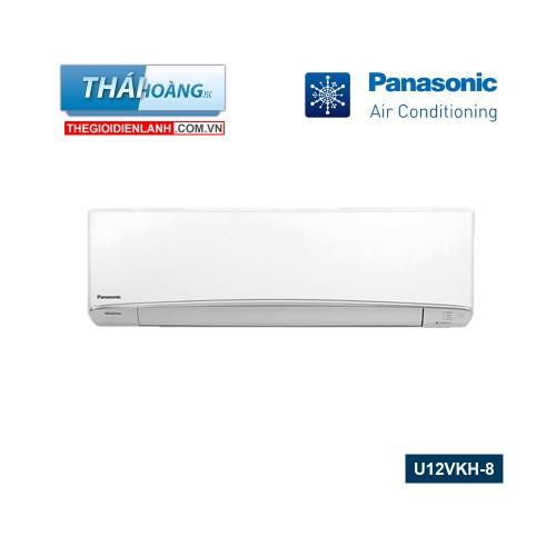 Điều Hòa Panasonic Inverter Một Chiều 12000 BTU U12VKH-8 / R32