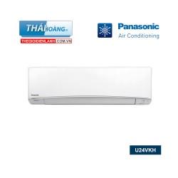 Điều Hòa Panasonic Inverter Một Chiều 24000 BTU U24VKH / R32