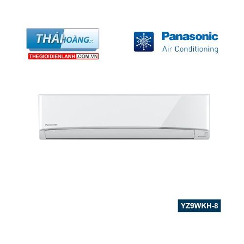 Điều Hòa Panasonic Inverter Hai Chiều 9000 BTU YZ9WKH-8 / R32