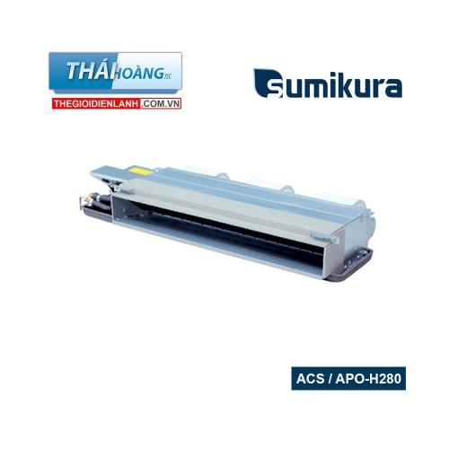 Điều Hòa Ống Gió Sumikura Hai Chiều 28000 BTU ACS / APO-H280 / R410A