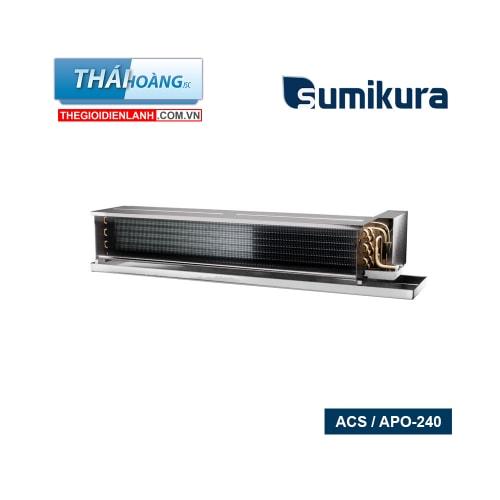 Điều Hòa Ống Gió Sumikura Một Chiều 24000 BTU ACS / APO-240 / R410A