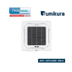 Điều Hòa Âm Trần Sumikura Hai Chiều 36000 BTU APC / APO-H360 / 8W-A / R410