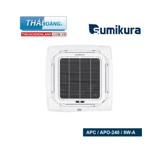 Điều Hòa Âm Trần Sumikura Một Chiều 24000 BTU APC / APO-240 / 8W-A / R410A
