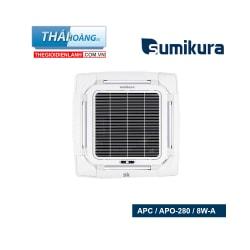 Điều Hòa Âm Trần Sumikura Một Chiều 28000 BTU APC / APO-280 / 8W-A / R410
