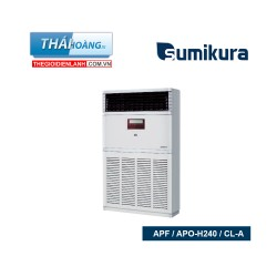 Điều Hòa Tủ Đứng Sumikura Hai Chiều 24000 BTU APF / APO-H240 / CL-A / R410