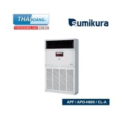 Điều Hòa Tủ Đứng Sumikura Hai Chiều 60000 BTU APF / APO-H600 / CL-A / R410
