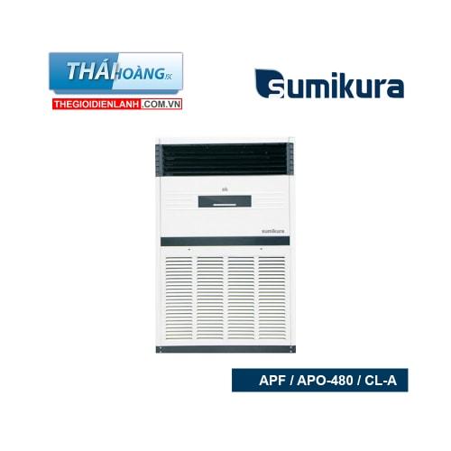 Điều Hòa Tủ Đứng Sumikura Một Chiều 48000 BTU APF / APO-480 / CL-A / R410A