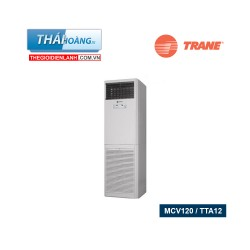Điều Hòa Tủ Đứng Trane Một Chiều 120000 BTU MCV120 / TTA12 / R22